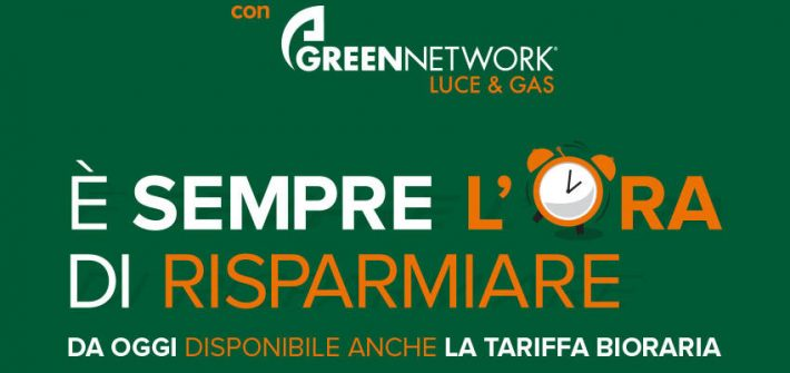 Offerte Green network Luce e Gas