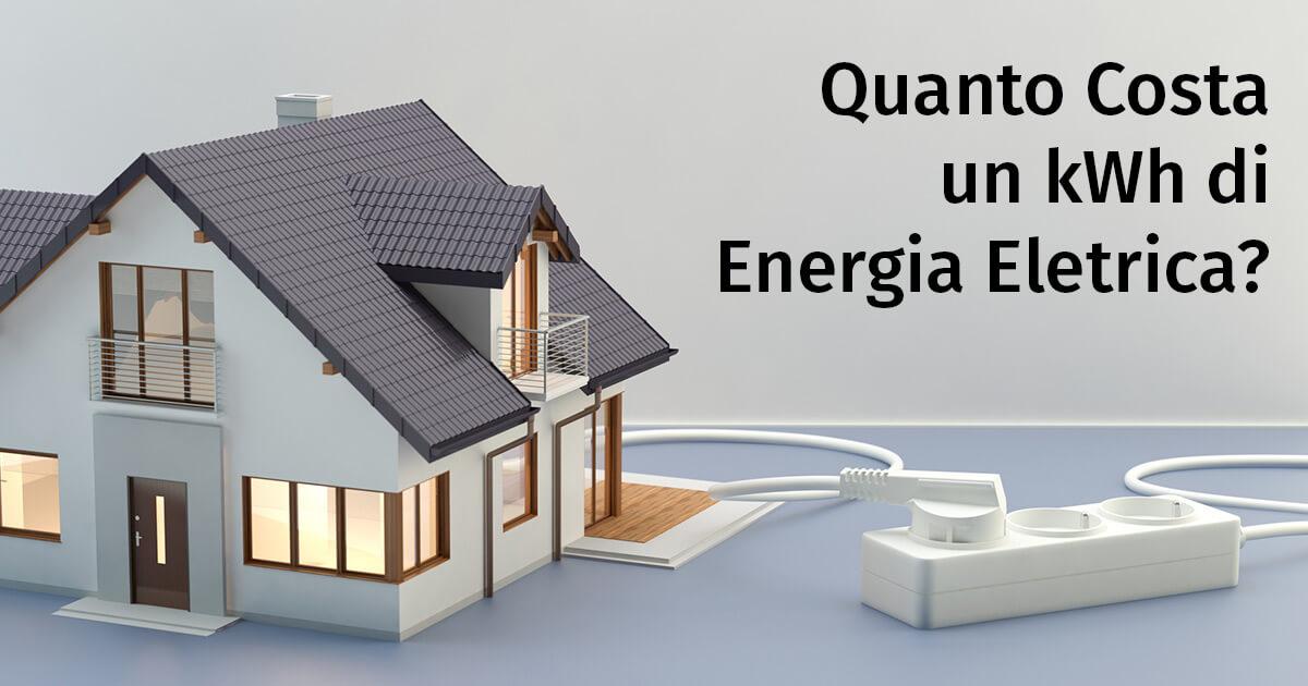 Quanto costa un kwh di energia elettrica per la casa - Quanto costa un architetto per ristrutturare casa ...
