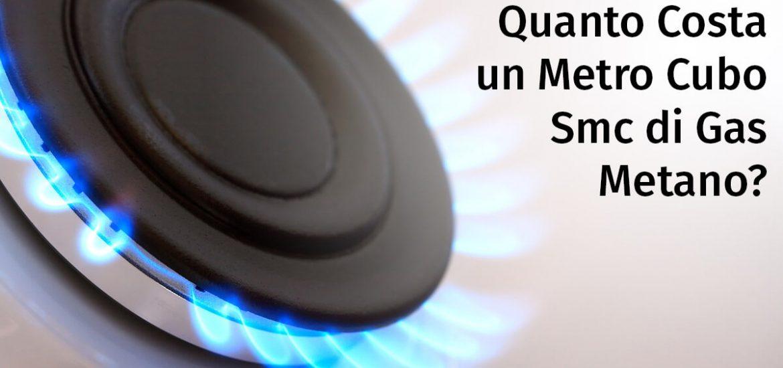 Costo Smc Gas Metano